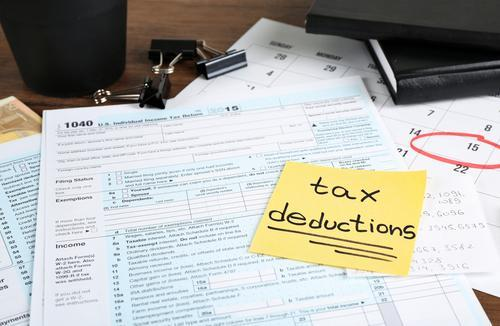: San Jose tax deduction attorney TCJA SALT